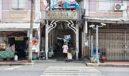 comunità a Bangkok