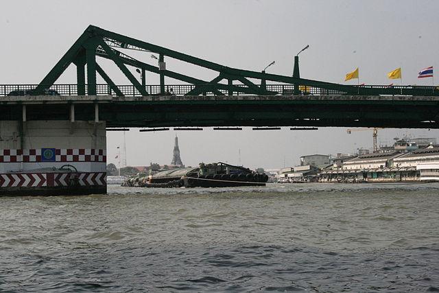 Memorial Bridge Bangkok