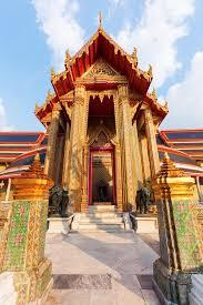 Temple Ratchabhopit Bangkok