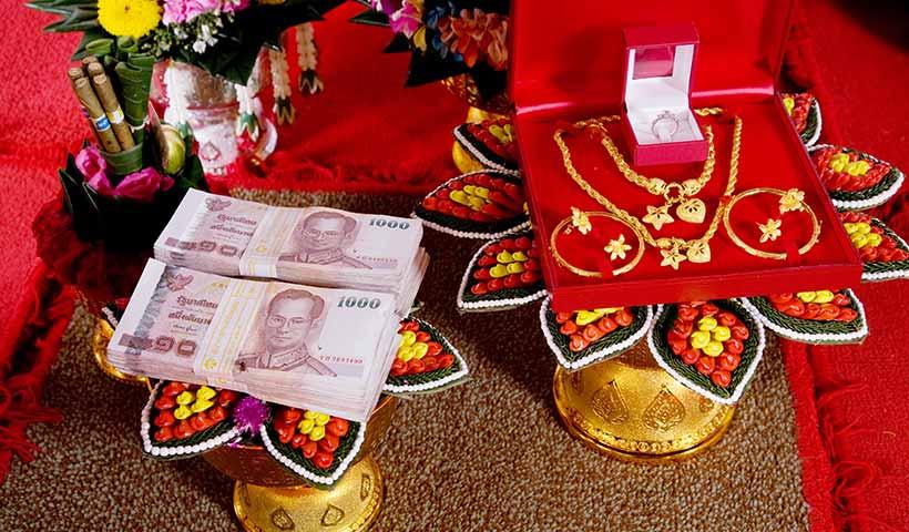 matrimonio thailandese