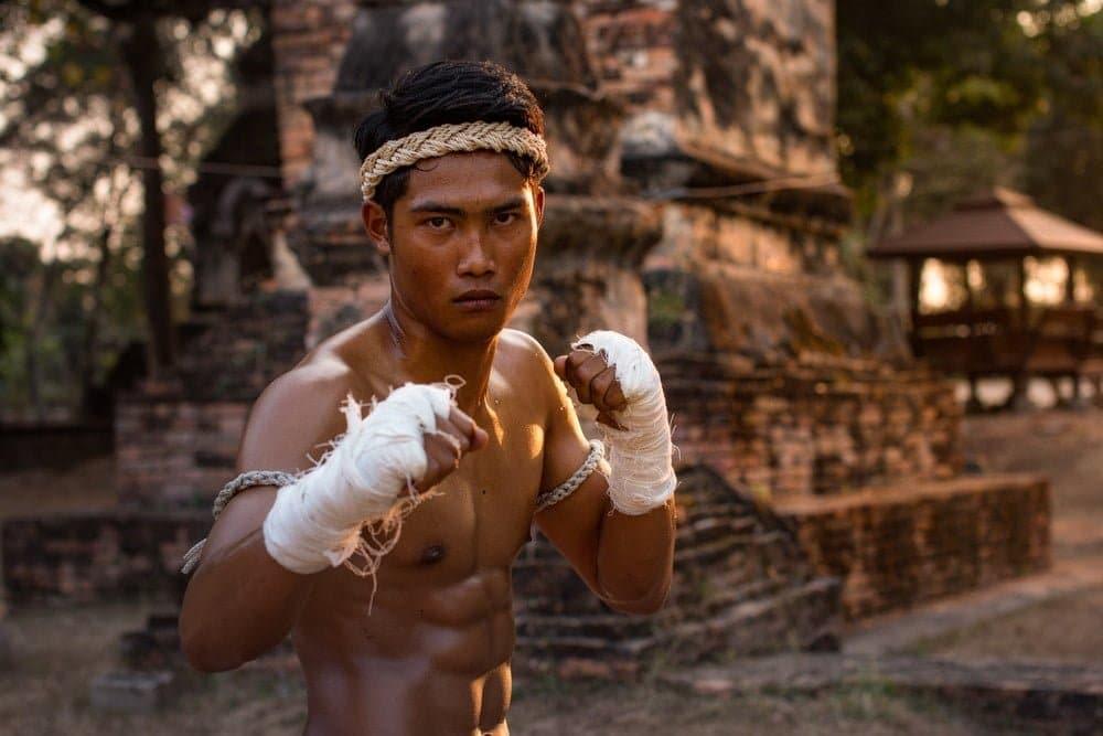Muay Thai Bandage