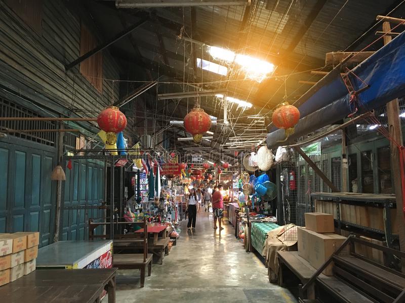Klong Suan Market