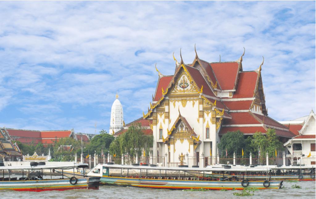 Wat Rakhang Bangkok