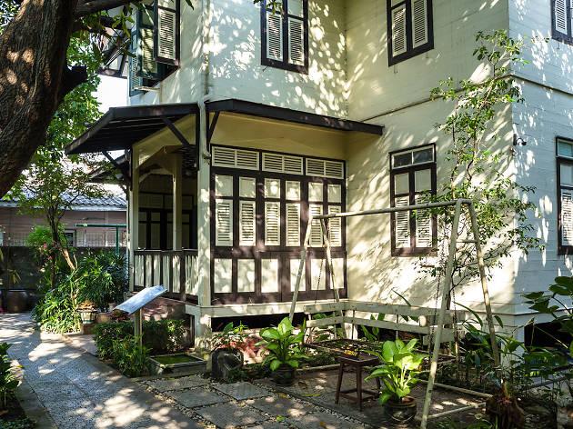 Bangkokian Museum Garden