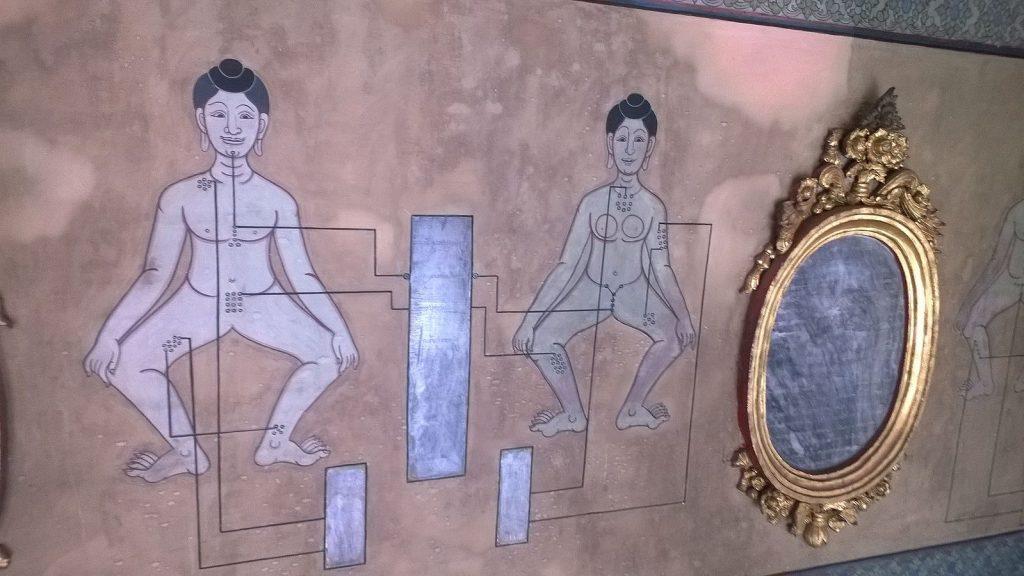 Thai massage at Wat Pho
