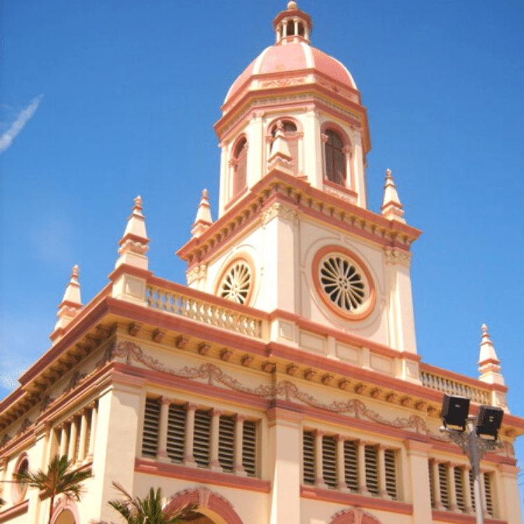 Chiesa Santa Cruz