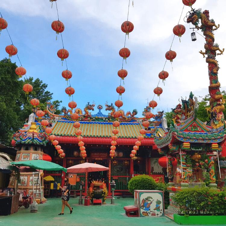 Tempio Cinese Bangkok