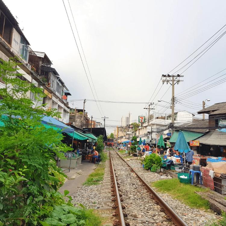 La vecchia ferrovia