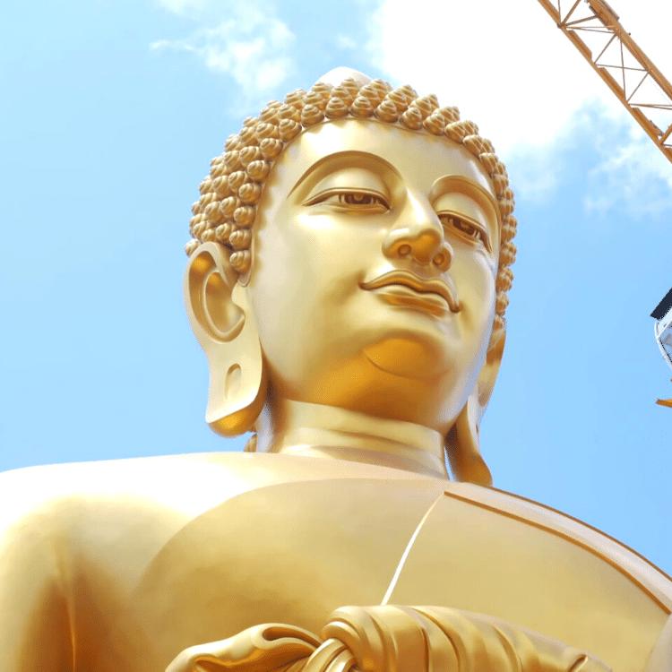 Wat Paknam Phasicharoen