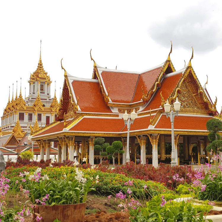 Citta' vecchia di Bangkok