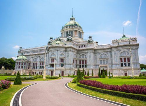 Ananta Throne Hall