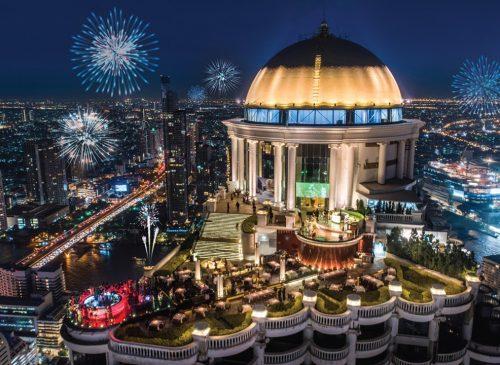 anno nuovo a Bangkok