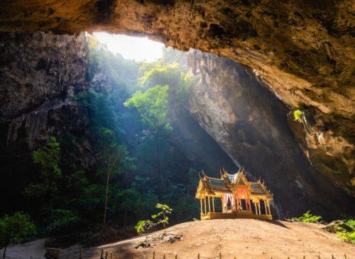 Grotta phraya nakhon