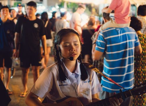 Thai Folk Music